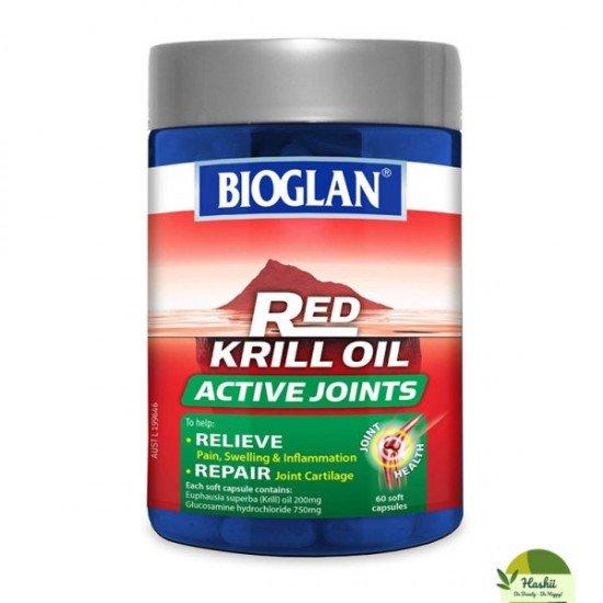Bioglan三重功效红磷虾油60粒