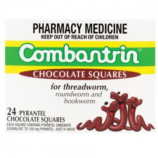 Combantrin驱虫巧克力 24块