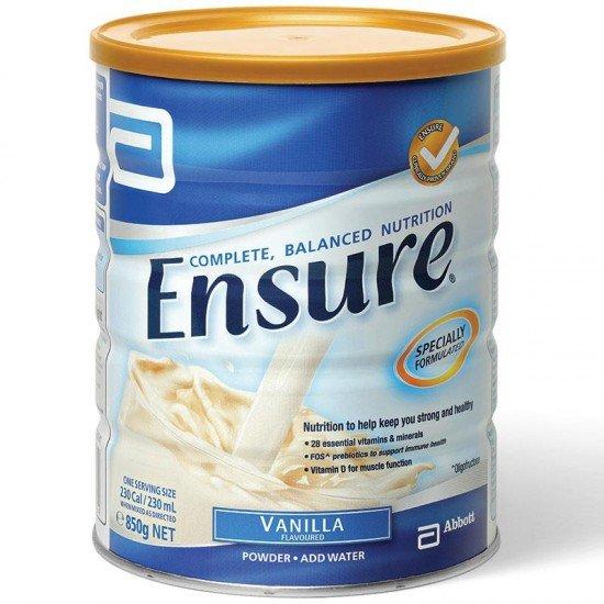 Ensure雅培大安素成人高钙蛋白质奶粉850g