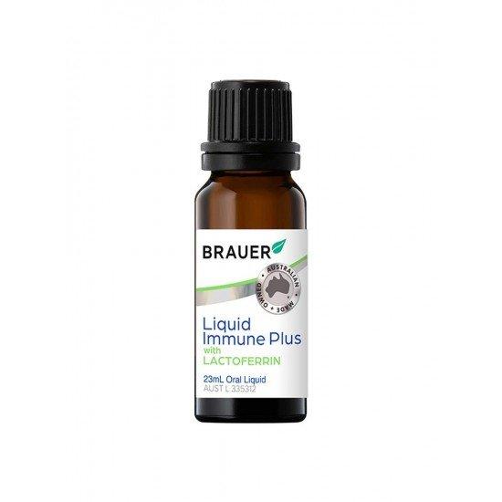 Brauer 乳铁蛋白滴剂 23ml