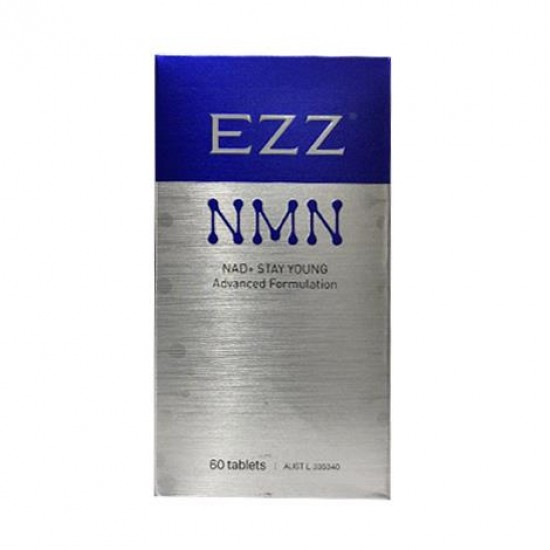 EZZ NMN 基因能量片 60粒