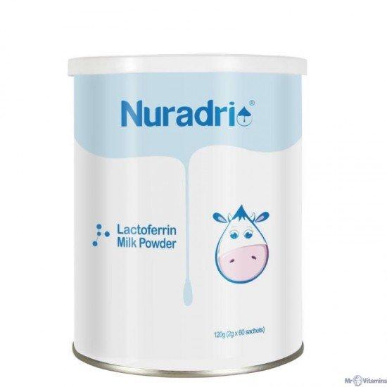 Nuradri纽拉里奥乳铁蛋白120g
